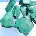 Vert malachite prix, Malachite rugueuse, Pierres de malachite à vendre