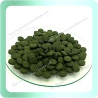 Organic Raw material spirulina tablet