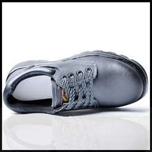 China Breathable Fashion Hard Working Time Safety Shoes Man Work Shoe