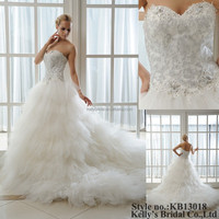 KELLY Bridal factory tailored wedding dress whole sale china