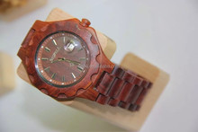 Newest design Bamboo watch, Custom wood watches