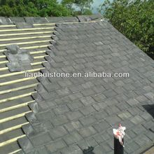grey roof slate tile