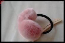 Same Style High-quality Winter Fashion Rabbit Fur Earmuffs