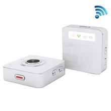 Portable Multifunction HD 720P 130MP WiFi Camera for iOS and Android System