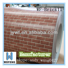 china factory prepainted galvanized steel coil rock ppgi dx51d finished stone rick coating for roofing sheets