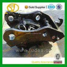 JCB excavator quick coupler hydraulic quick coupler hydraulic quick hitch
