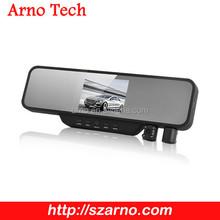 Arno Brand New Car Rear View Camera Dual Lens Dash Cam