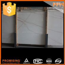 imported best quality cheap white marble tiles guangxi white marble