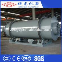 bajos costes de mantenimiento industrial de rotary secadores
