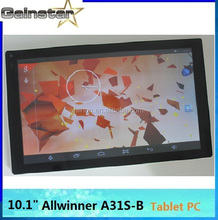 10.1inch Tablet PC allwinner A31S-B android 4.4 withHDMI function