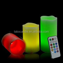 Global Multi Color Led Candle
