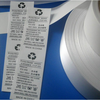 Garment Labels Satin Polyester Wash Care printed printing Labels