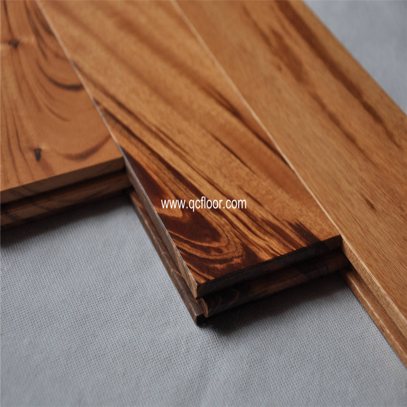 Tigerwood solid hardwood flooring wholesale price buy for Hardwood floors wholesale