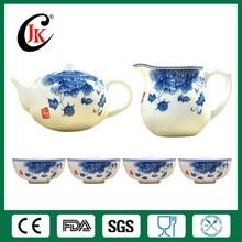 Hot selling cheap chinese porcelain tea set