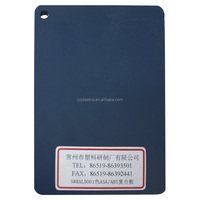 Blue UV-Resistant AES/ABS Composite Plastic Sheet