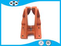 CNC Machined EN 1563 ISO 1083 Spheroidal Graphite Cast Iron Casting
