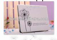 Folio folding minion case stand for ipad 2 3 4 for ipad protective case