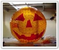 high quality human inside ball inflatable pumpkin zorb balls ZB03(2)