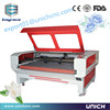 CE approved auto feeding double-head laser die cutting machine LXJ1610