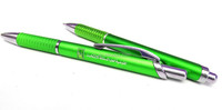 Aluminum tube pen Aluminum tube with plastic pen Aluminum with plastic pen