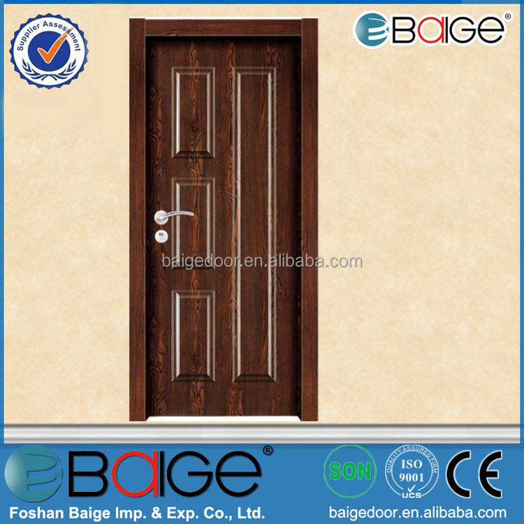 Bg mw9014 flat teak wood main door designs in chennai for Main door design for flat