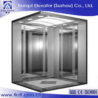 Used Elevators For Sale In Hairline Stainless Steel