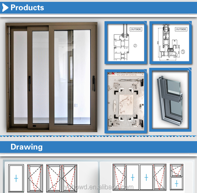 Jindal Aluminium Sections For Doors And Windows Pictures