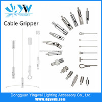 Suspension Steel Wire Cable Gripper