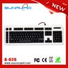 Desktop application usb interface mechanical led gaming keyboard