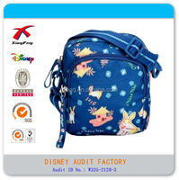 XF polyester fabric mini girls ladies women shoulder bags