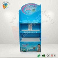 promotional floor display pdq of present pallet display for gifts