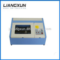 Supporting Vista and Win7 system 300*200mm portable laser engraving with 40W laser tube