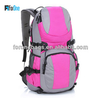 Nylon bulk map backpack,backpacks lots pockets
