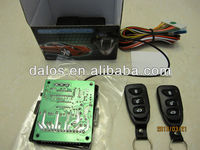 ONE-WAY CAR ALARM WITH KEYLESS ENTRY/REMOTE ARM/DISARM/CAR SEARCHING/REMOTE TRUNK RELEASE