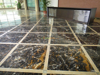 Import Afghanistan Portopo marble slab price black marble slab marble slab