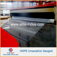 High Strength Plastic PP Uniaxial Geogrid for Highway Constrution
