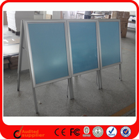 Wholesale Custom Standing Advertising Aluminum Sign Board