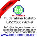 API-Fludarabina fosfato, Fludarabina fosfato 75607-67-9 de alta pureza