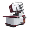 FN series sewing machine overlock with motor and lamp for fanghua company