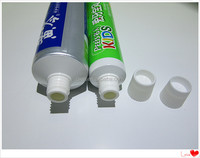 Toothpaste Tube plastic tube container