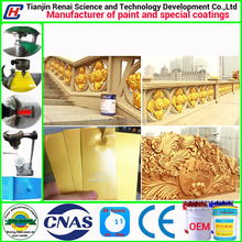 Factory price high gloss color gold lacquer paint
