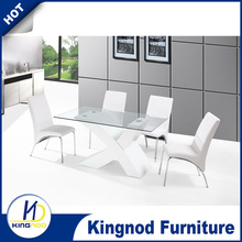 wholesale wooden dining table designs with four chairs from manufacturer