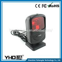 CMOS YHD-9100 Supermarket Pos Omnidirectional Barcode Scanner