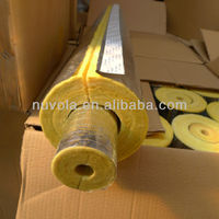 Heat Insulation Glasswool Pipe with Aluminium Foil