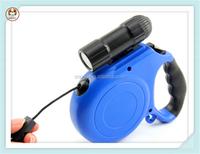 New design plastic auto retractable pet harness