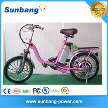 Good quality rechargeable 36volt lithium ion battery pack 36v battery bike with Aluminum case