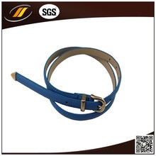 2015 Latest Design Woman Thin Leather Belts (HJ2771)
