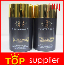 2015 new products hair spray hair building fibers OEM private label