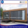 Sandwich Panel steel structure Container house/sandwich panel house