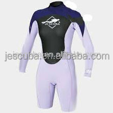 SBR SCR CR Neoprene with nylon or super stretch for women surfing suits